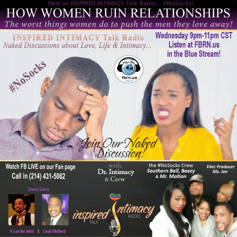 How women ruin Relationships